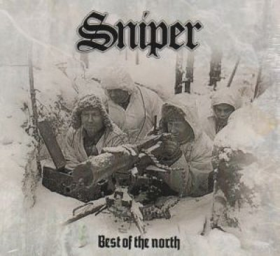 SNIPER- BEST OF THE NORTH - DIGIPACK