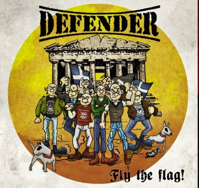 DEFENDER - FLY THE FLAG