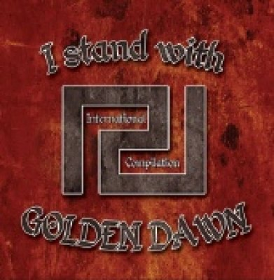 I STAND WITH GOLDEN DAWN